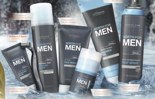 Косметика для мужчин