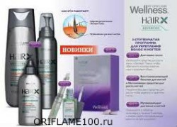Косметика против выпадения волос