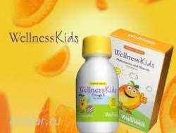 Омега - 3  и витамины для детей