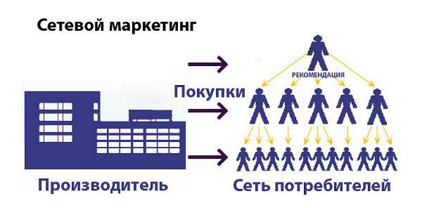 Сетевой бизнес в России