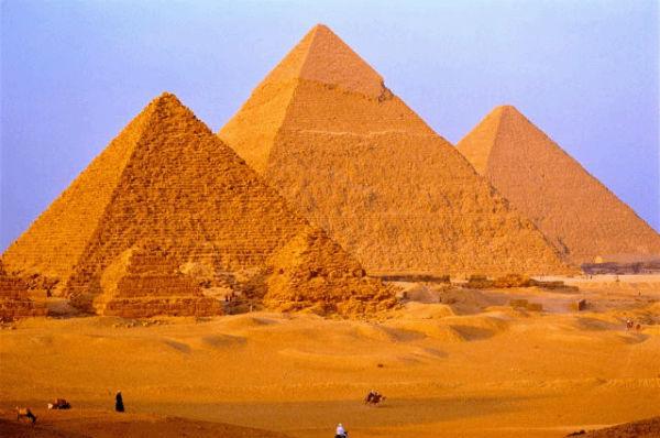 Что такое пирамида