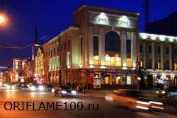 Центр города Тюмень