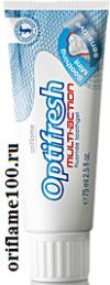 Зубная гелеообразная паста для чувствительных зубов от орифлейм