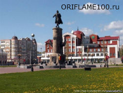 Орифлей в Липецке