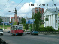 Орифлейм в Иваново