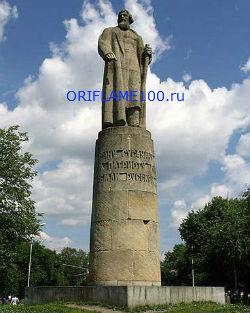 Памятник Сусанину в Костроме