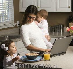 работа по Интернету на дому