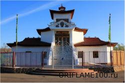 Будийский храм-хурээ