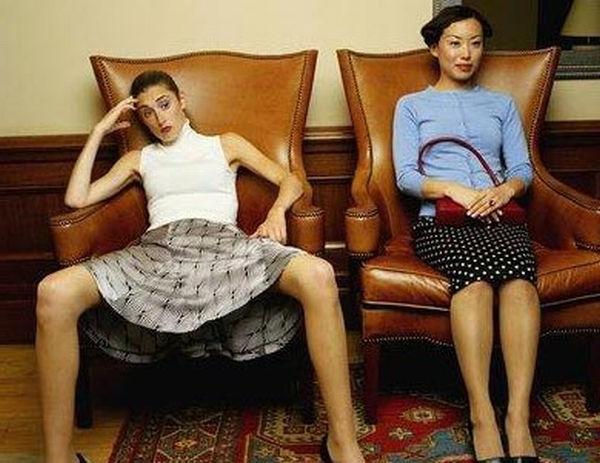 психология поведения женщин при знакомстве