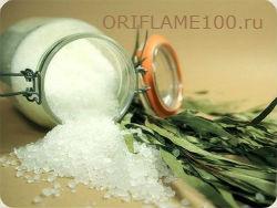 соль для ванны, польза
