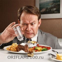 Соленая еда