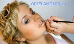 Сделать макияж онлайн